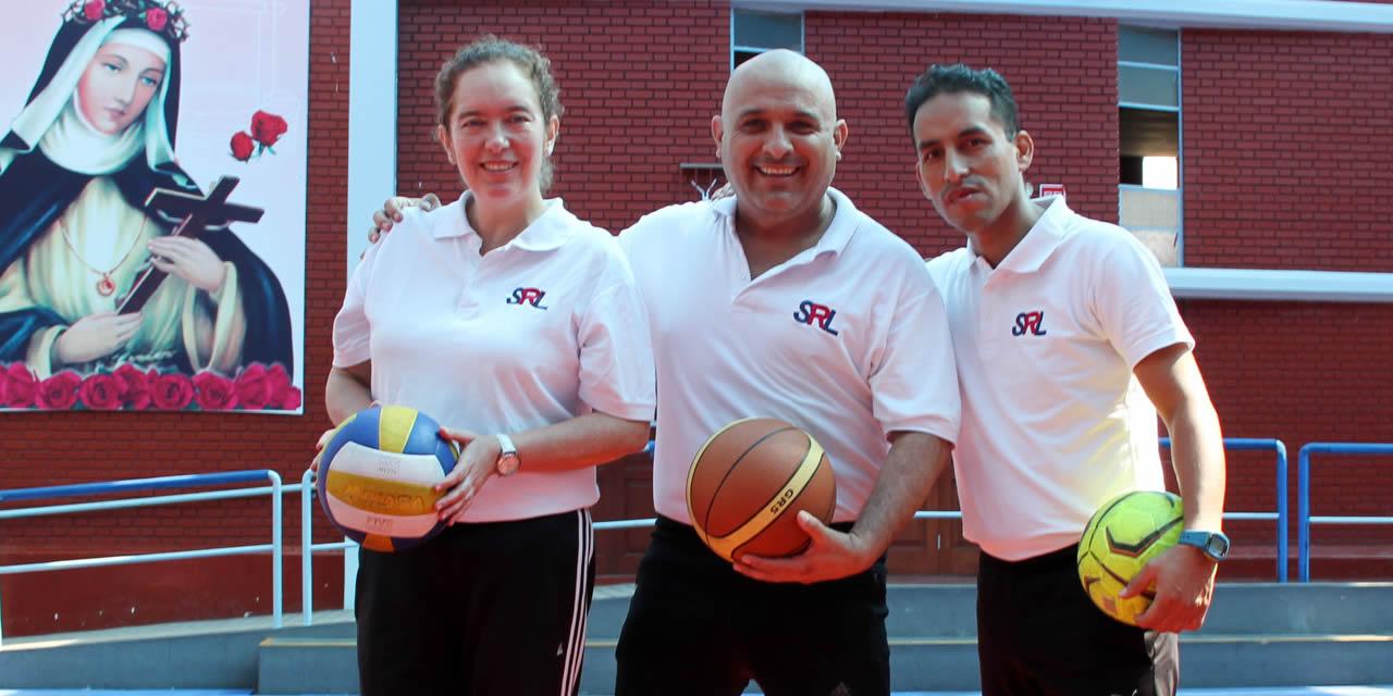 Coordinación Educación Física Colegio Santa Rosa de Lima